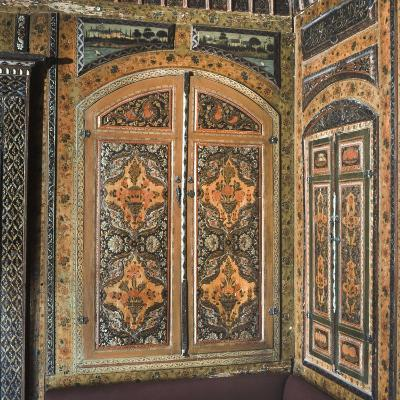 Period Room, from Damascus, Syria, Dating from 1711-12--Photographic Print
