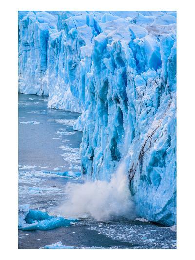 Perito Moreno Glacier Argentina--Art Print