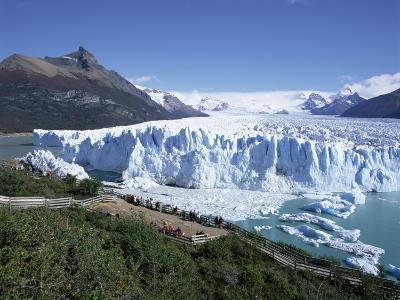 Perito Moreno Glacier, El Calafate, Argentina-Gavin Hellier-Photographic Print