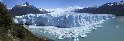 Perito Moreno Glacier, Panoramic View, Argentina, January 2010-Mark Taylor-Photographic Print