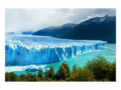 Perito Moreno GlacierPatagonia--Art Print