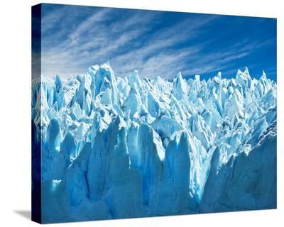 PeritoMoreno Glacier Patagonia--Stretched Canvas Print