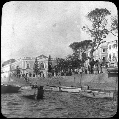 Pernambuco, Brazil, Late 19th or Early 20th Century--Photographic Print