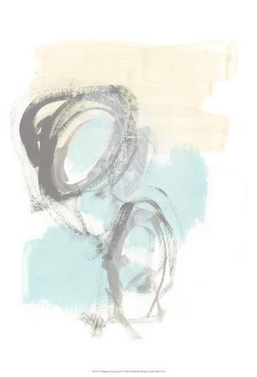 Perpetual Gesture III-June Erica Vess-Art Print