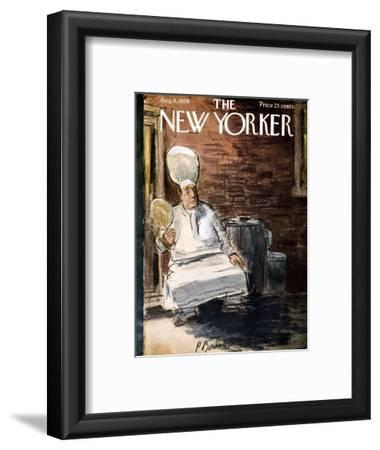 The New Yorker Cover - August 8, 1959