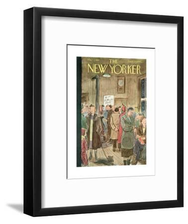 The New Yorker Cover - March 3, 1951