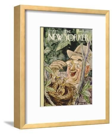 The New Yorker Cover - May 19, 1945