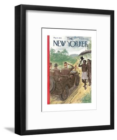 The New Yorker Cover - May 27, 1944