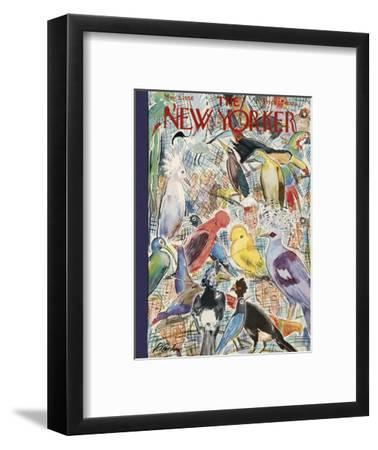 The New Yorker Cover - May 5, 1956