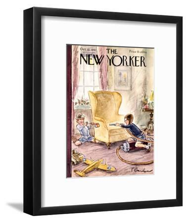 The New Yorker Cover - October 10, 1942