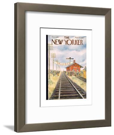 The New Yorker Cover - October 11, 1952