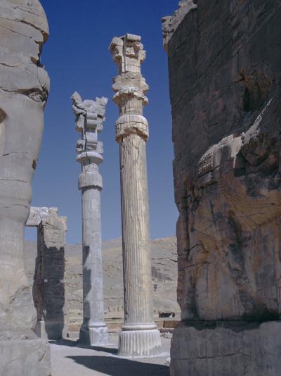Persepolis, Iran, Middle East, Asia-Robert Harding-Photographic Print