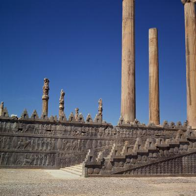 Persepolis, UNESCO World Heritage Site, Iran, Middle East-Robert Harding-Photographic Print
