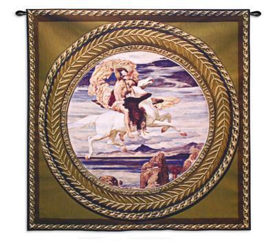 Perseus on Pegasus