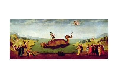 Perseus Rescuing Andromeda--Giclee Print