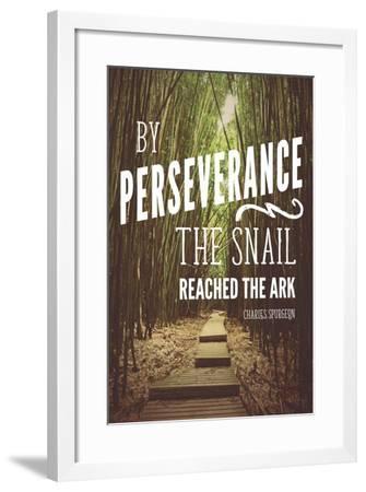 Perseverance-Bruce Nawrocke-Framed Art Print