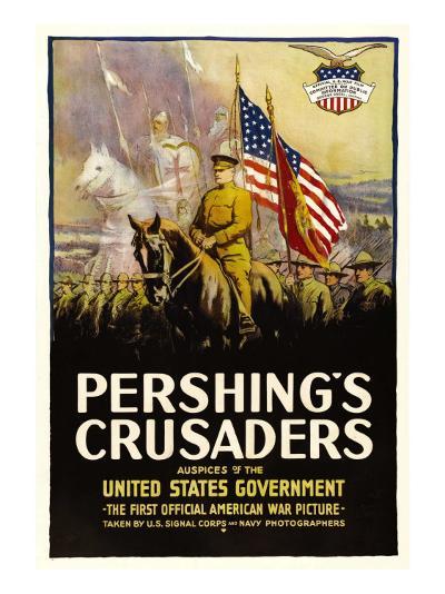 Pershing's Crusaders, 1918--Photo