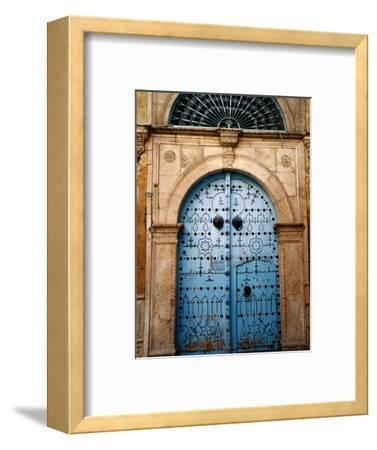 Medina Doorway, Tunis, Tunisia