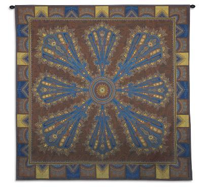 Persia Chocolate--Wall Tapestry
