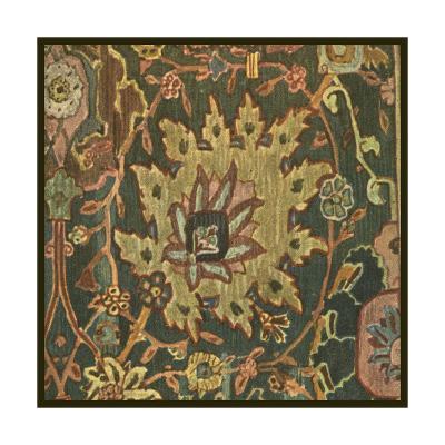 Persian Carpet I-Vision Studio-Art Print