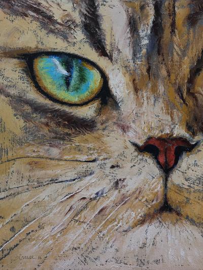 Persian Cat-Michael Creese-Art Print