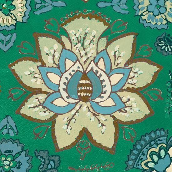 Persian Emerald II-Lanie Loreth-Premium Giclee Print