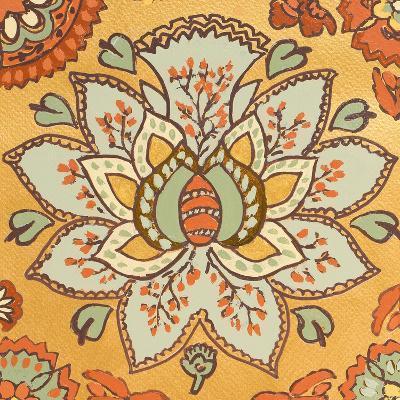 Persian Floral V-Lanie Loreth-Art Print