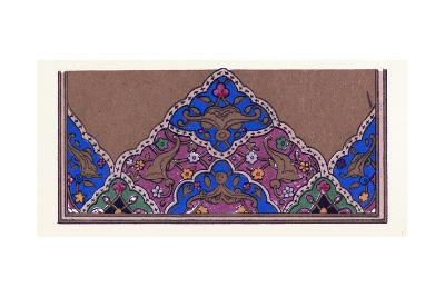 Persian Ornament--Giclee Print