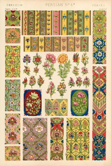 Persian--Giclee Print