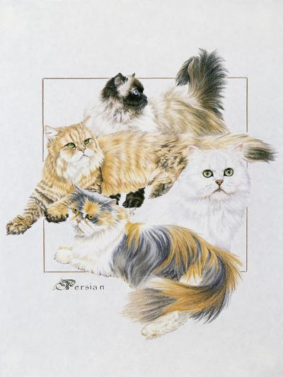 Persian-Barbara Keith-Giclee Print