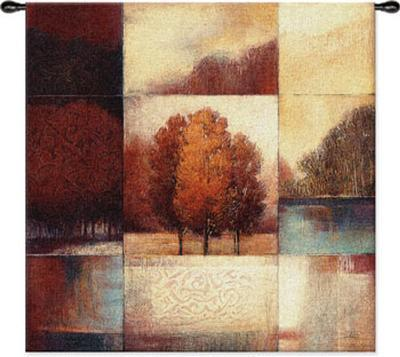 Persimmon Forest-Ivo-Wall Tapestry