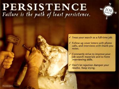Persistence--Art Print