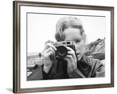 Persona, Ingmar Bergman, Liv Ullmann, 1966--Framed Photographic Print