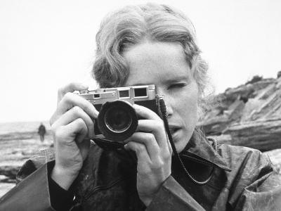 Persona, Ingmar Bergman, Liv Ullmann, 1966--Photo