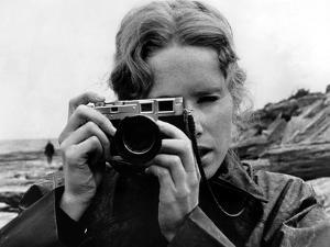 Persona, Liv Ullmann (Holding Leica Camera), 1966