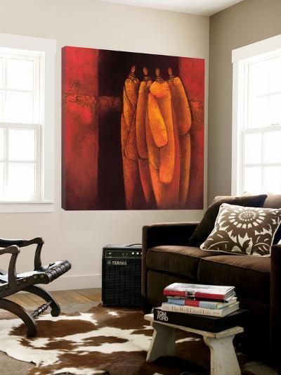 Persons II-Liesbet Optendrees-Loft Art