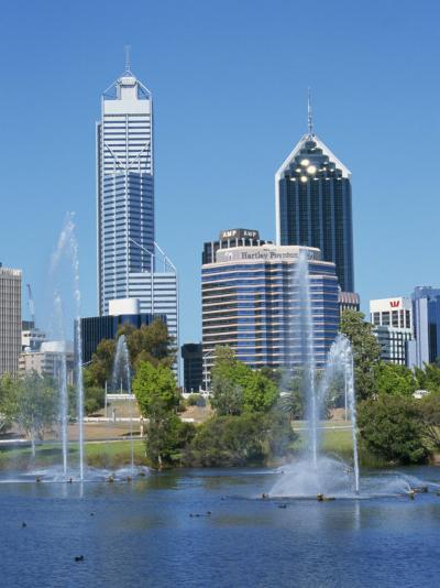 Perth, Western Australia, Australia, Pacific-Ken Gillham-Photographic Print