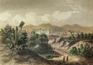 Peru, Cusco, Founded by Francisco Pizarro, 1850
