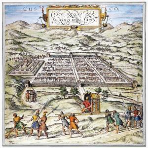 Peru: Cuzco, 1572