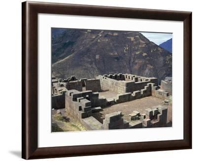 Peru--Framed Giclee Print