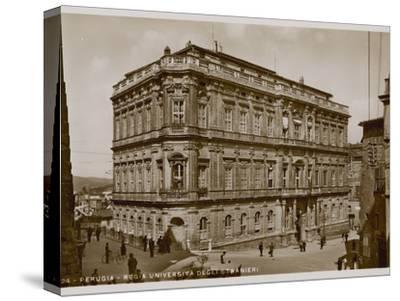 Perugia, Universita Degli Stranieri, C 1920