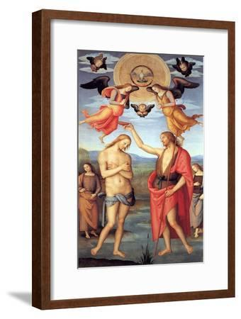 Baptism of Christ, C. 1512