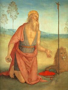 Saint Jerome, C. 1512 by Perugino