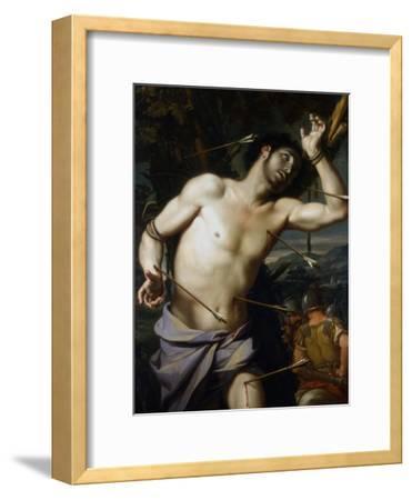 St Sebastian 17th Century