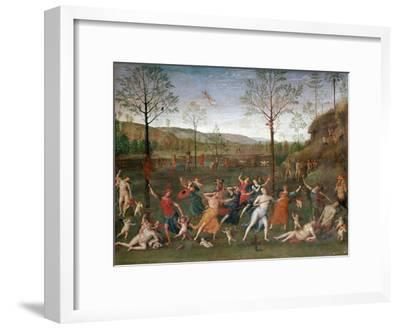 The Battle of Love and Chastity, C1503-1523