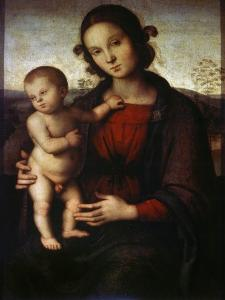 Virgin and Child, Late 15th or Early 16th Century by Perugino