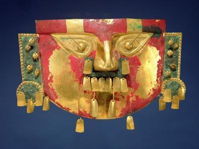 Inca Mask
