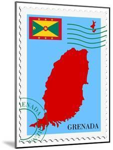 Mail To-From Grenada by Perysty