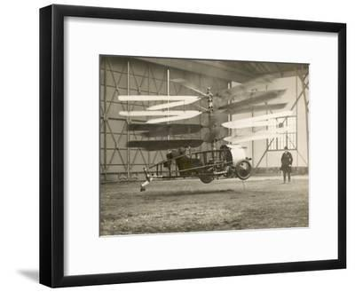 Pescara Helicopter 1922