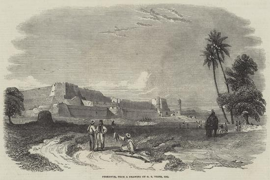 Peshawur-Godfrey Thomas Vigne-Giclee Print